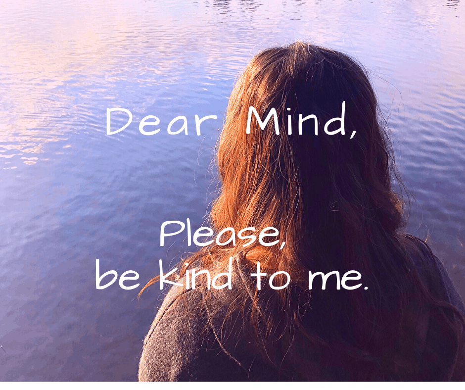 2Dear Mind,